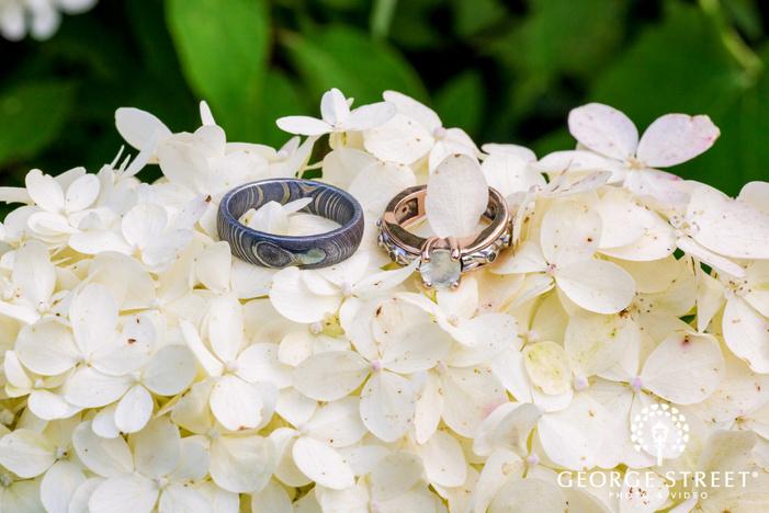 beautiful wedding ring wedding photo