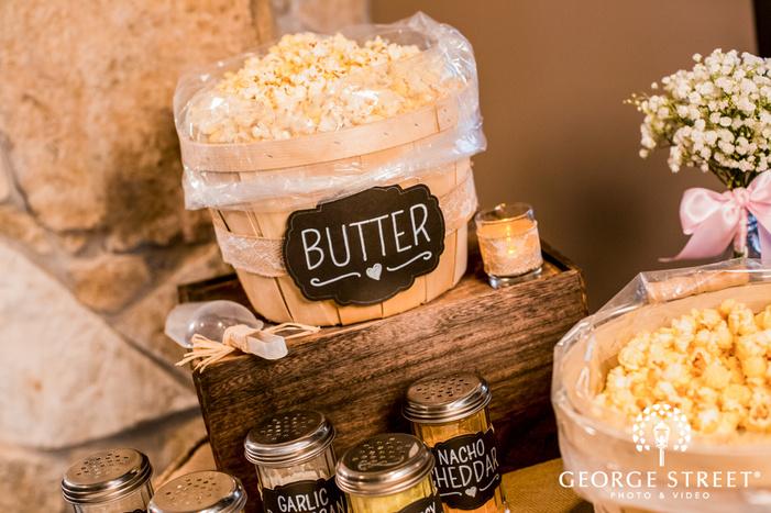 joyful reception food details wedding photos