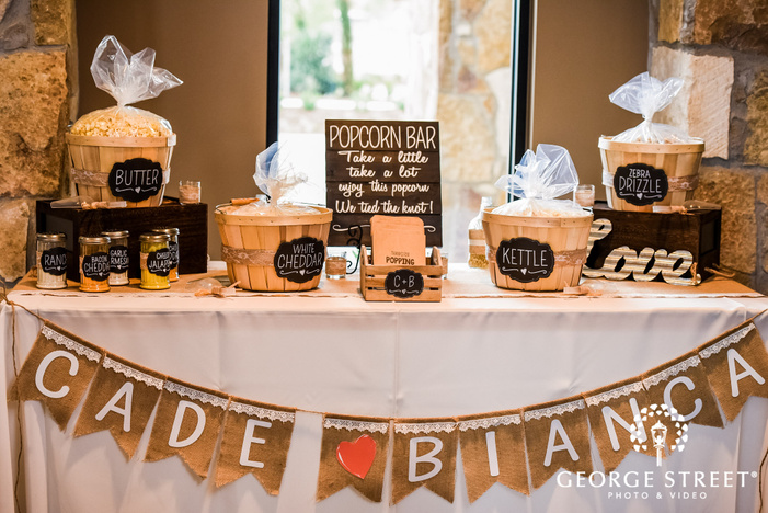 joyful wedding details on reception wedding photography