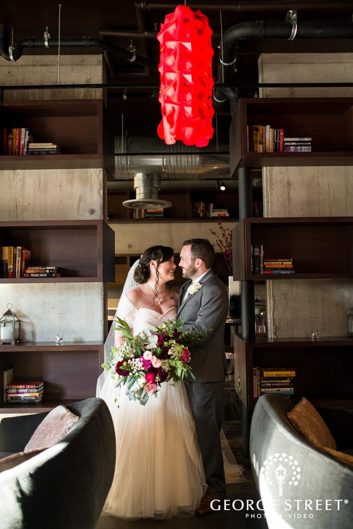 blissful bride and groom wedding photos
