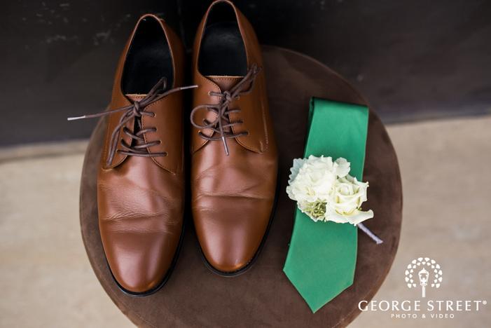 elegant wedding detail