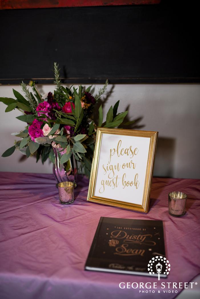 lovely wedding detail