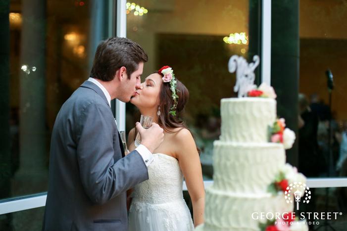 Ashton Gardens Dallas wedding reception inspiration