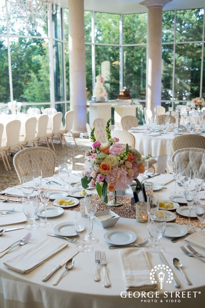 ashton Gardens Dallas beautiful table settings
