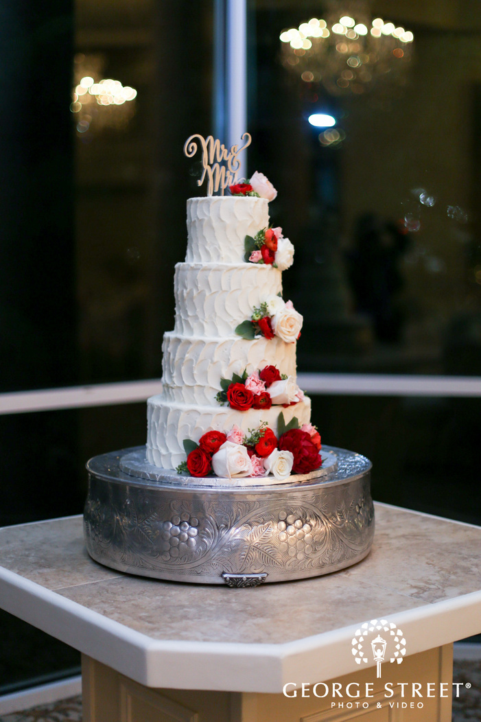 ashton Gardens Dallas wedding reception details