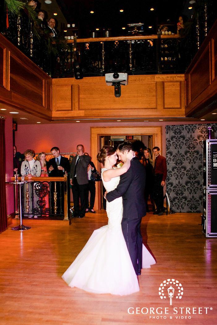 van dusen wedding reception portraits