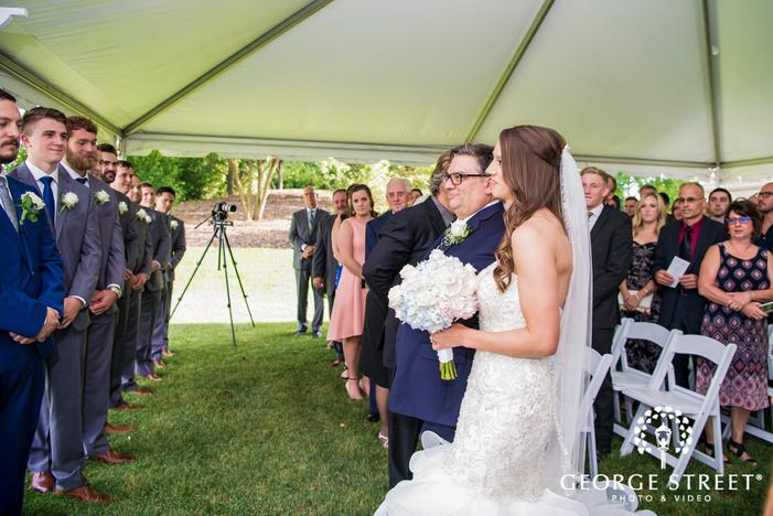 Bloomingdale Golf Club Wedding Photographer George Street Photo Video