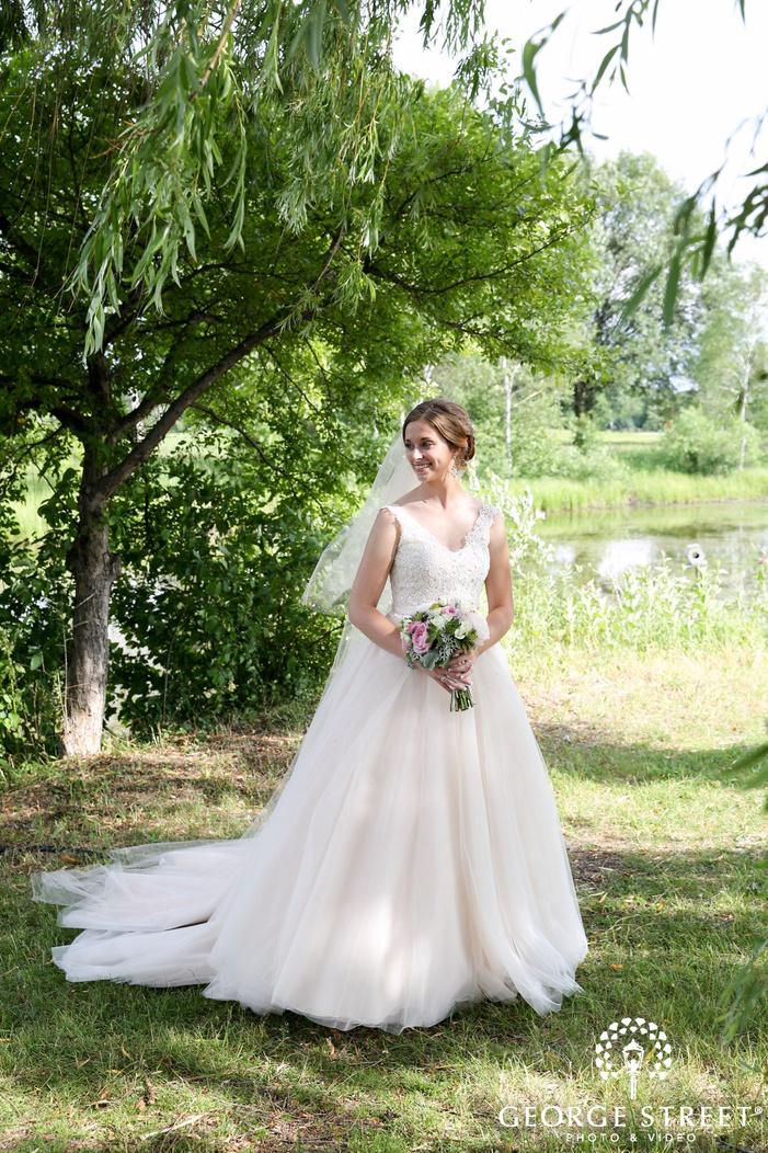 minneapolis bridal portraits