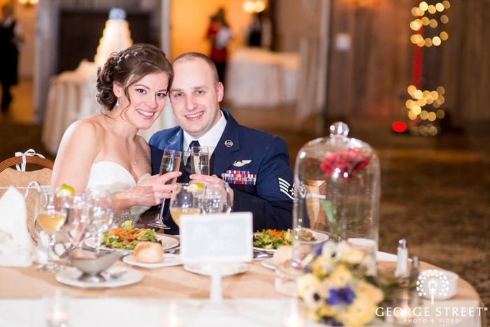 philadelphia wedding reception portraits