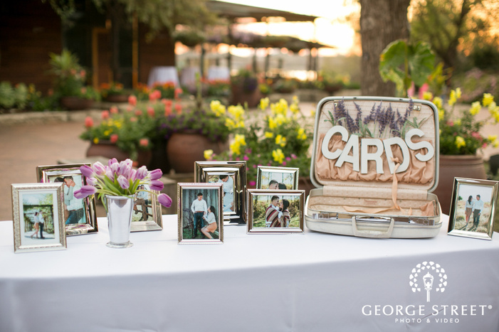card box wedding inspiration