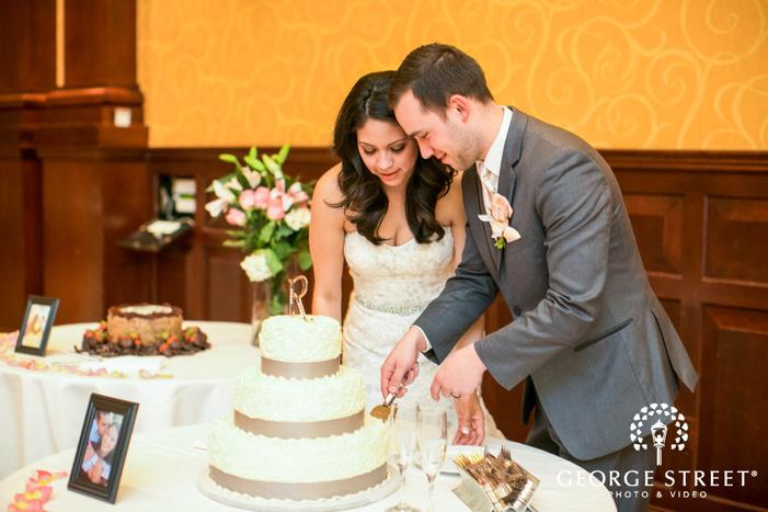 Worthington Hotel Dallas holiday wedding photography