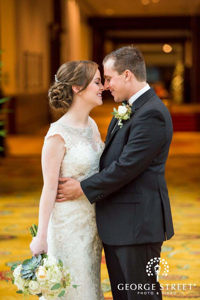 Worthington Hotel Dallas wedding photography