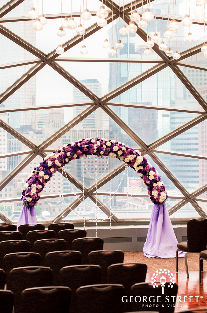 elegant wedding decor wedding photo