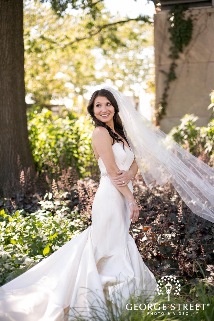 new york battery gardens wedding beautiful outdoor bridal portraits