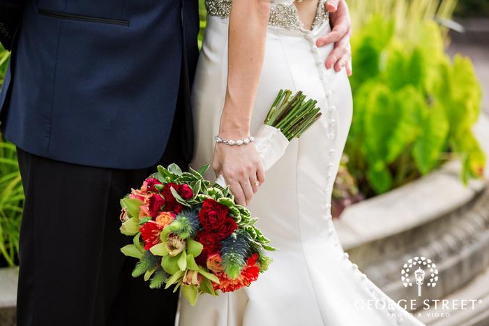 beautiful bride bouquet wedding photo