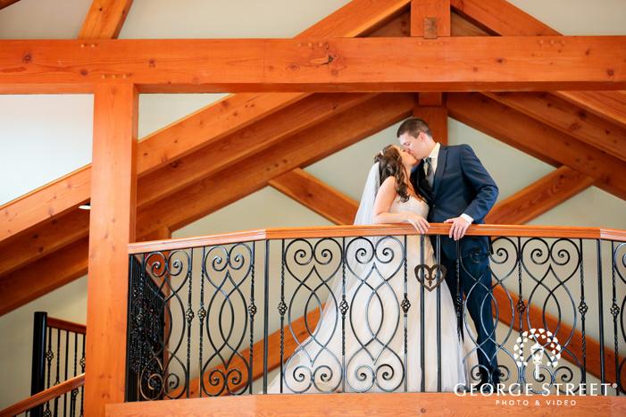camp lucy austin wedding beautiful indoor couple portraits