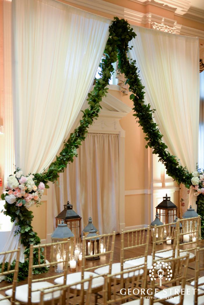 intimate wedding ceremony venue