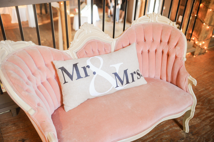 mustard seed wedding reception details