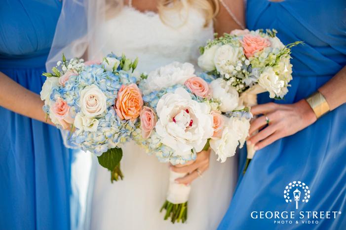 coronado community center san diego beautiful bouquet details wedding photos