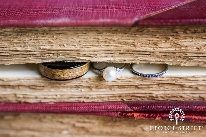 beautiful wedding rings wedding photo