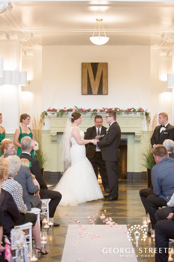 Monte Cristo Seattle wedding ceremony
