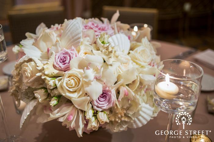 belo mansion dallas wedding table settings