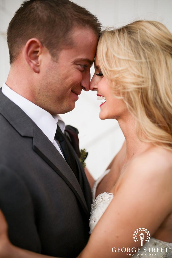seattle outdoor wedding portraits