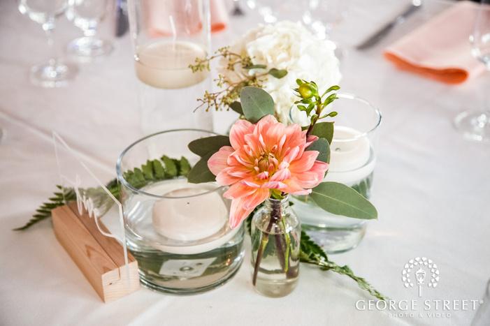 elegant wedding decor detail wedding photos