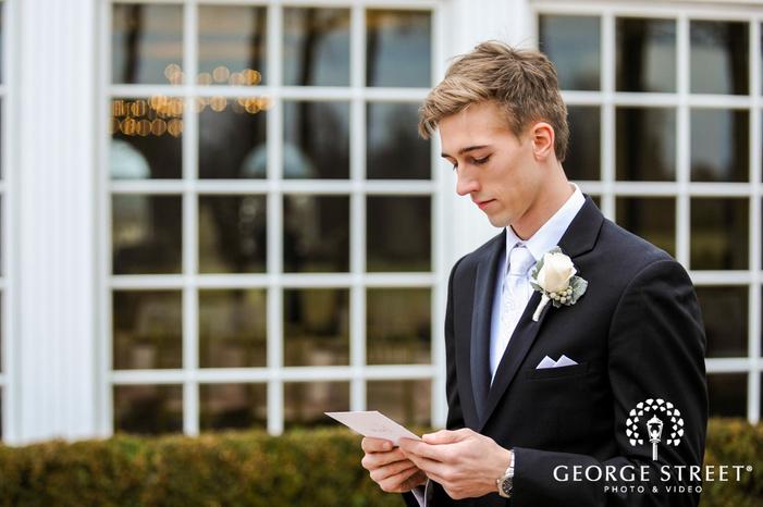 cherry creek golf club detroit charming groom wedding photos