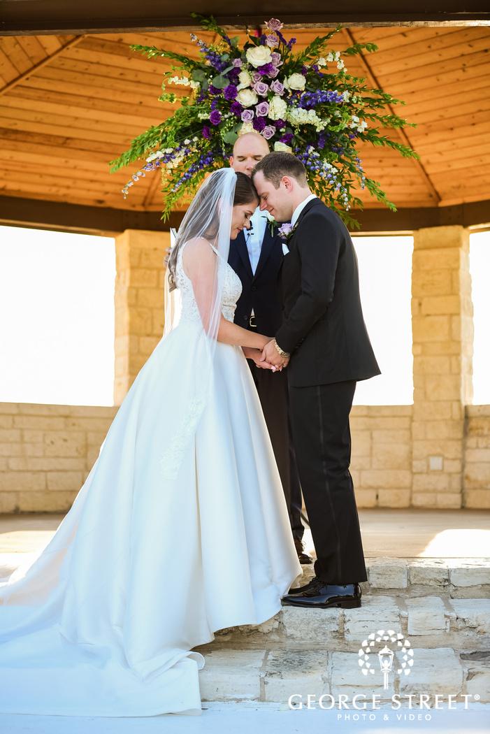 happy bride and groom wedding vows exchange wedding photos