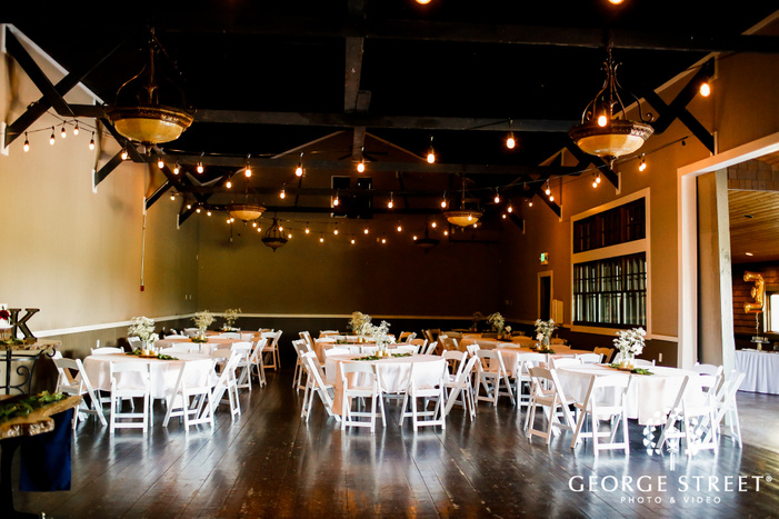 appealing reception hall setting at hidden meadows in seattle
