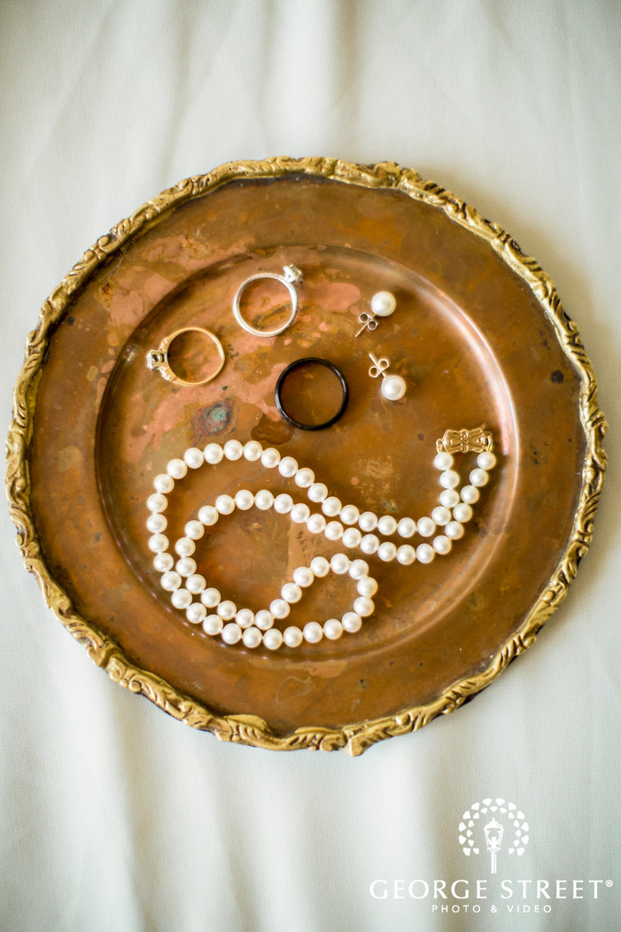 beautiful bridal accessories wedding photography