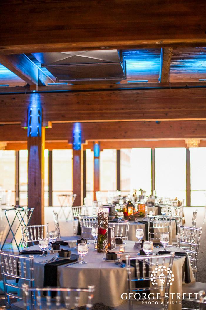reception table decor in ABULAE veneu