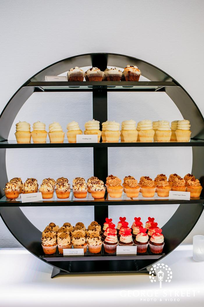 adorable dessert table at radisson blu mall of america