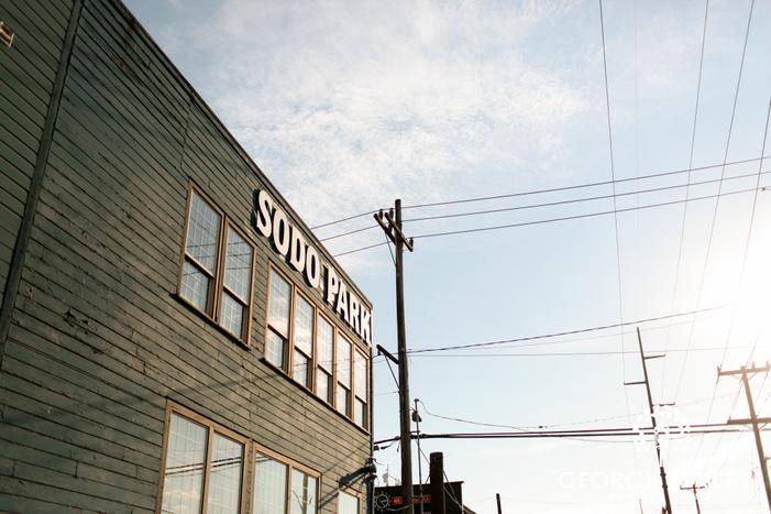 Sodo Park Seattle wedding venue
