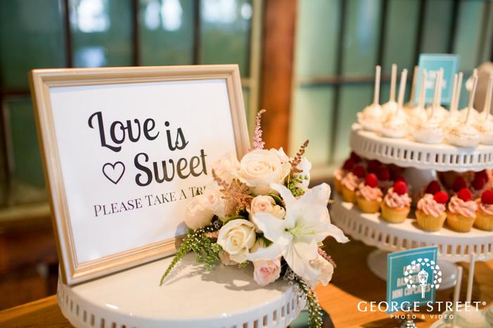 cute wedding dessert table inspiration