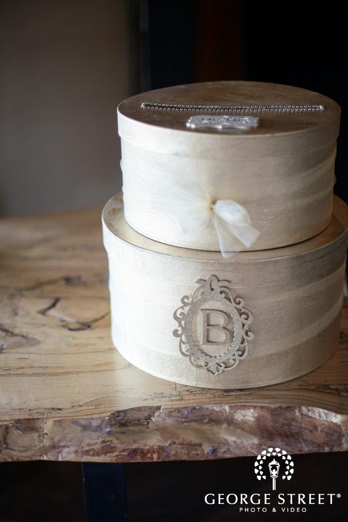 personalized diy wedding cardbox