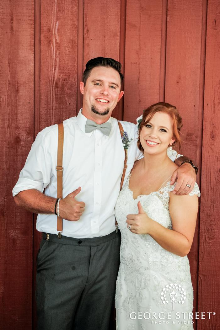beautiful bride and groom wedding photo
