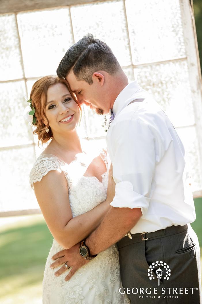 mesmerizing bride and groom wedding photography