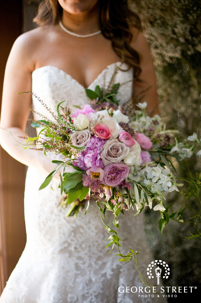 austin bridal wedding bouquet