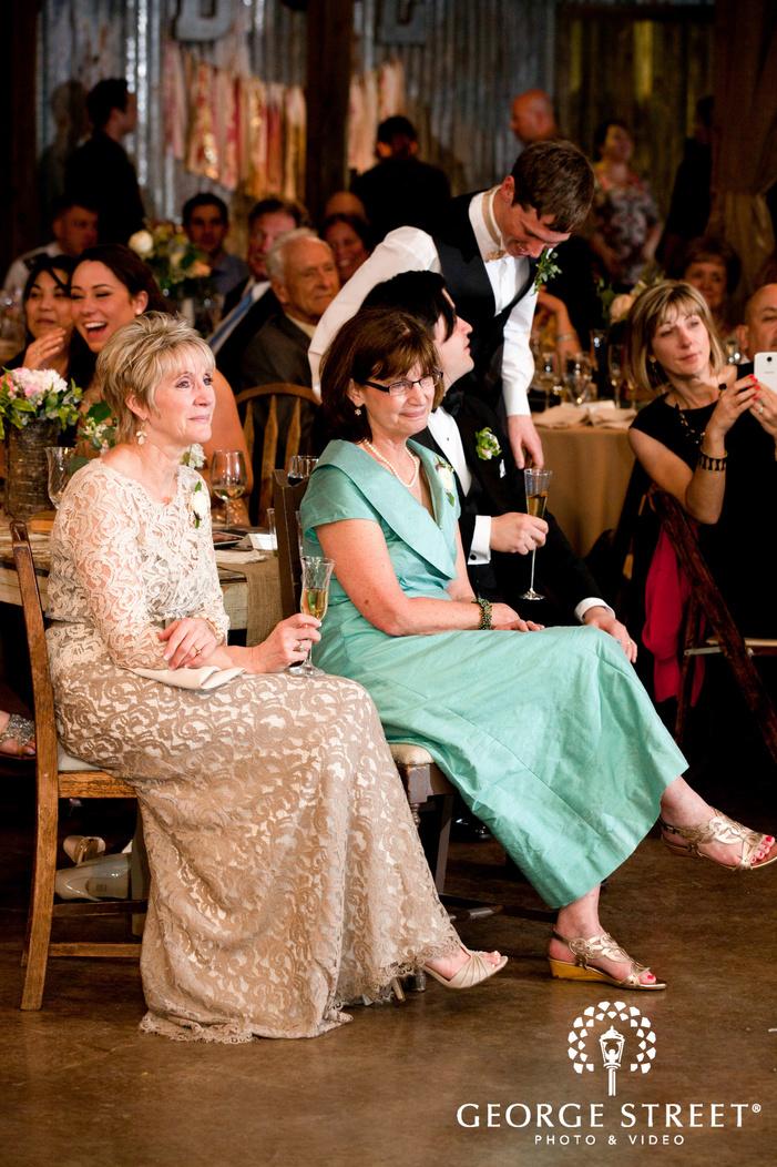 austin wedding reception portraits