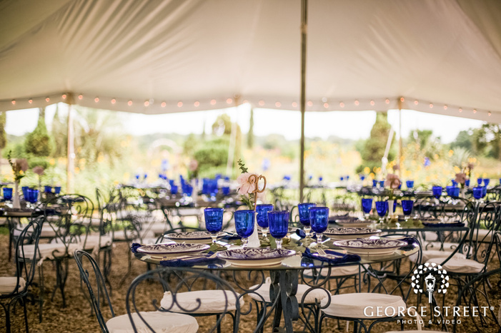 appealing wedding ceremony detail