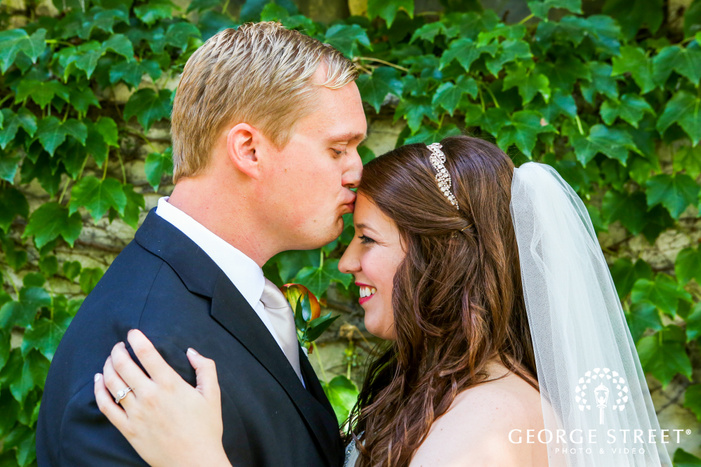 best place pabst brewery outdoor wedding portraits