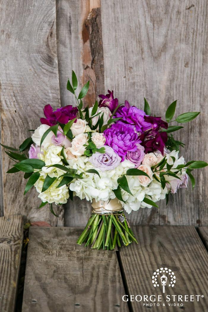 beautiful bridal bouquet wedding photography