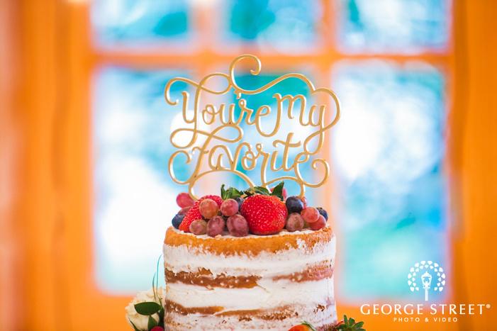 beautiful wedding cake topper wedding photography