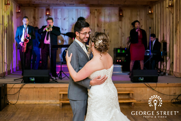 happy bride and groom at texas old town in austin wedding photography