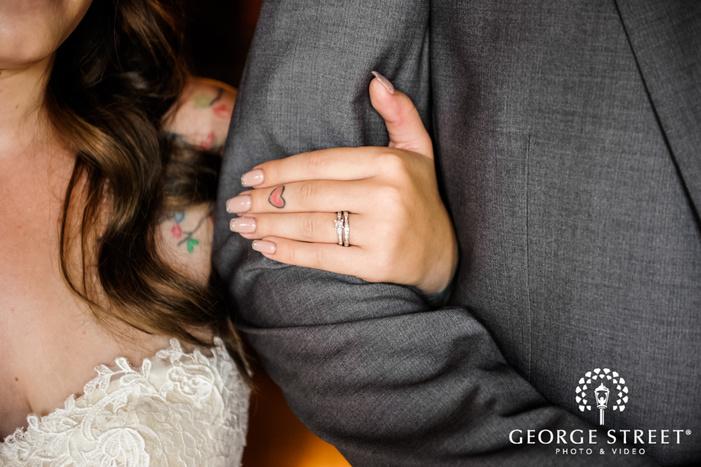 beautiful bride ring wedding photos