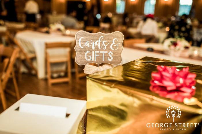 stunning wedding reception details gabriel springs austin wedding photos