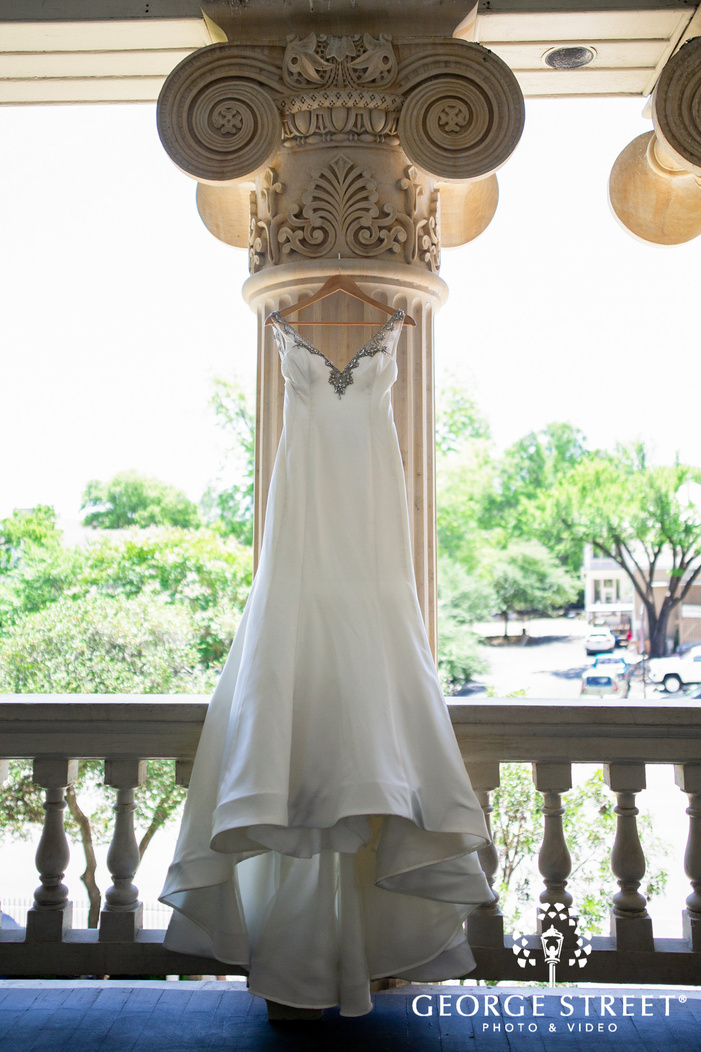 beautiful bridal wedding dress wedding photo