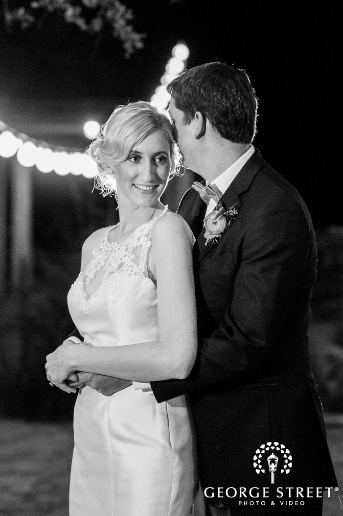 sweet bride and groom wedding photos